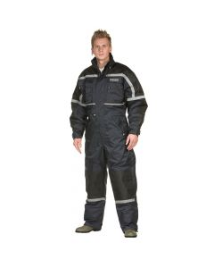 Thermo ademende winter overall (Grey)