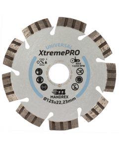 Mandrex Universeel XtremePro Diamantzaagblad MDZU115X 115mm
