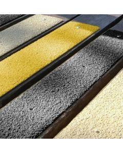 Vlonderstrips Fijn/Indoor Geel   90 mm x 1200 mm