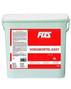 Fixs Voegmortel Easy Steengrijs
