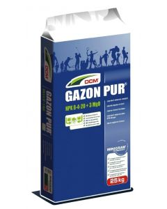 Gazon Pur volle pallet, 36 stuks á 25 kg