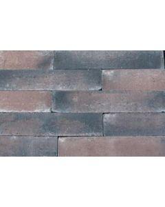 Wallblock Old 12x12x60 cm Brons