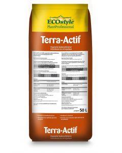 Terra-Actif 50 L per pallet 42 stuks
