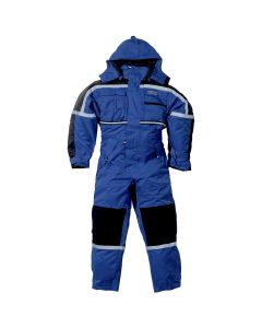 Thermo ademende winter overall (Royal Blue)
