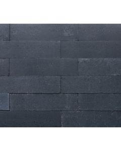 Wallblock New 12x10x30 cm Antraciet