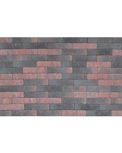 Tremico dikformaat 6,7x20x6 cm Rood Zwart