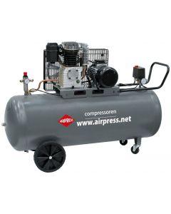 Compressor HK 600-200 10 bar 4 pk 380 l/min 200 l