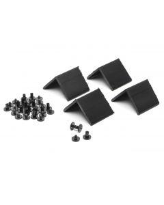 Box c/w 50 pins PA.6 for Frame & Border, L=115mm diameter=8mm