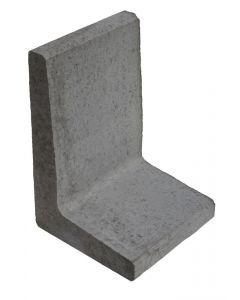 L-element Grijs 60x40x40 cm