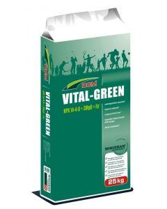 Vital-Green volle pallet, 36 stuks á 25 kg